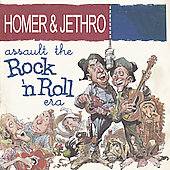 Homer & Jethro: Assault the Rock & Roll Era