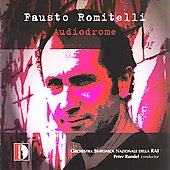Romitelli: Audiodrome, EnTrance, etc / Rundel, MIchel-Dansac