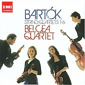 Bartók: String Quartets no 1-6 / Belcea Quartet