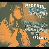 Various Artists: Nigeria Rock Special: Psychedelic Afro Rock & Fuzz Funk [Digipak]