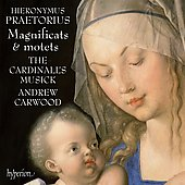 H. Praetorius: Magnificats & motets / Andrew Carwood, The Cardinall's Musick