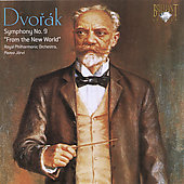 Dvor&aacute;k: Symphony no 9, Carnival Overture, Scherzo Capriccioso / J&auml;rvi, Royal PO