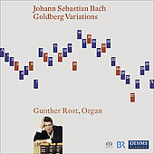 Bach: Goldberg Variations BWV 988 / Gunther Rost