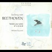 Beethoven: Piano Sonatas no 1, 13 & 28