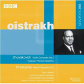 Shostakovich: Violin Concerto / David Oistrakh, et al