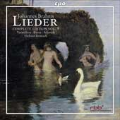 Johannes Brahms Lieder - Complete Edtion, Vol. 9