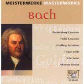 Masterworks: Bach [Box Set]