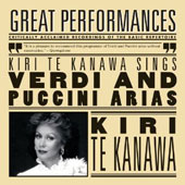 Kiri Te Kanawa Sings Verdi and Puccini Arias