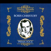 Prima Voce: Boris Christoff