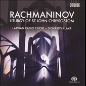 Rachmaninov: Liturgy Of St John Chrysostom