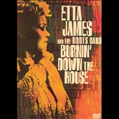 Etta James: Burning Down the House [Video/DVD]