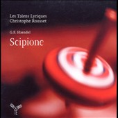 G.F. Handel: Scipione / Christophe Rousset