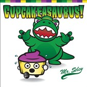 Mr Seley: Cupcakeasaurus!
