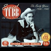 Ernest Tubb: The Early Years 1936-1945 [Box]