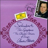 Schubert: Symphonies / Abbado