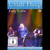 Uriah Heep: Early Years: Live [DVD]