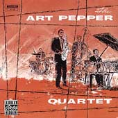 Art Pepper: The Art Pepper Quartet
