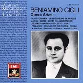References - Beniamino Gigli- Opera Arias
