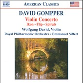 David Gompper: Violin Concerto