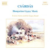 Csárdás - Hungarian Gypsy Music / Sánta and his Gypsy Band