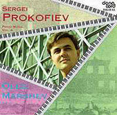 Oleg Marshev plays Sergei Prokofiev Vol 4