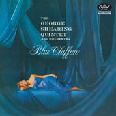 George Shearing: Blue Chiffon