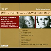 La Boheme, Madame Butterfly & More / Opera Sung In German
