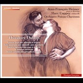 Théodore Dubois: Fantaise-Stuck; Suite Concertante; Concerto Capriccioso, etc. / Marc Coppey, cello