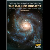 The Galileo Project / works by Bach, Monteverdi, Purcell, Rameau, Telemann, Vivaldi et al.