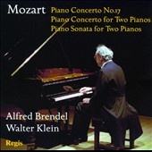 Mozart: Piano Concerto No. 17; Piano Concerto for Two Pianos; Piano Sonata for Two Pianos