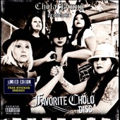 Chola Pinup: Chola Pinup Presents: Favorite Cholo Disc [PA]