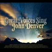 Various Artists: Great Voices Sing John Denver [Digipak]