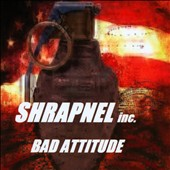 Shrapnel Inc.: Bad Attitude [Slipcase]