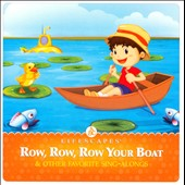 Various Artists: Lifescapes For Kids: Row, Row, Row Your Boat