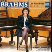 Brahms: Late Piano Works, Op. 116-119