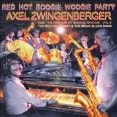 Axel Zwingenberger: Friends of Boogie Woogie, Vol. 9