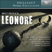 Beethoven: Leonore / Edda Moser, Richard Cassilly, Theo Adam, Helen Donath. Herbert Blomstedt