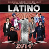Various Artists: Latino #1s 2014