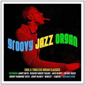 Various Artists: Groovy Jazz Organ