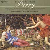 Parry: English Lyrics and Songs / Varcoe, Benson