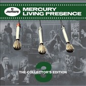 Mercury Living Presence, Vol. 3: The Collector's Edition - the concluding release, completing the transfer of these landmark recordings to CD [53 CDs]