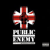 Public Enemy: Live from Metropolis Studios [Super Deluxe Box Set] [2CD/2LP/BR] [Box] [PA] [Limited]