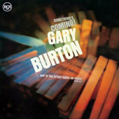 Gary Burton (Vibes): Something's Coming
