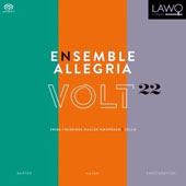 Volt 22: Works for String Orchestra by Bartók, Haydn and Shostakovich / Ensemble Allegria