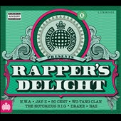 Various Artists: Rapper's Delight [Ministry of Sound]