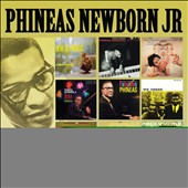 Phineas Newborn, Jr.: The Classic Albums: 1956-1962 [Box]