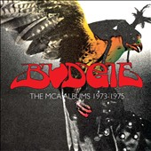 Budgie (Metal): The  MCA Albums 1973-1975