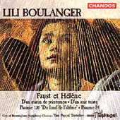 Boulanger: Faust et H&eacute;l&egrave;ne, etc / Tortelier, Dawson, et al