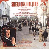 Patrick Gowers: Sherlock Holmes: The Series