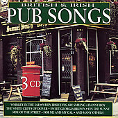Various Artists: British & Irish Pub Songs